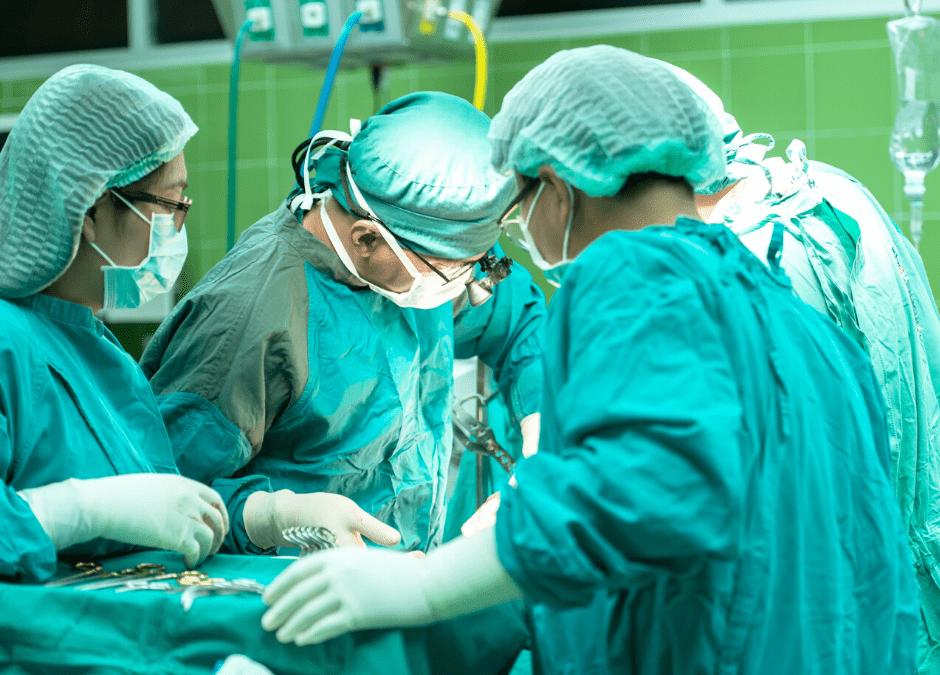 En vanskelig dag i et lægeliv- der tilstødte komplikationer.