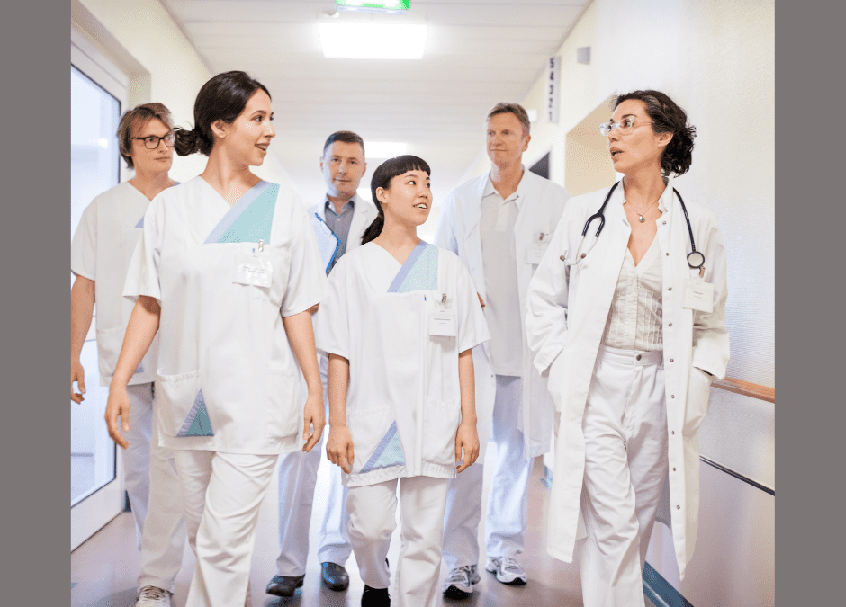 Ønsker og drømme i læge- og sygeplejerske liv.