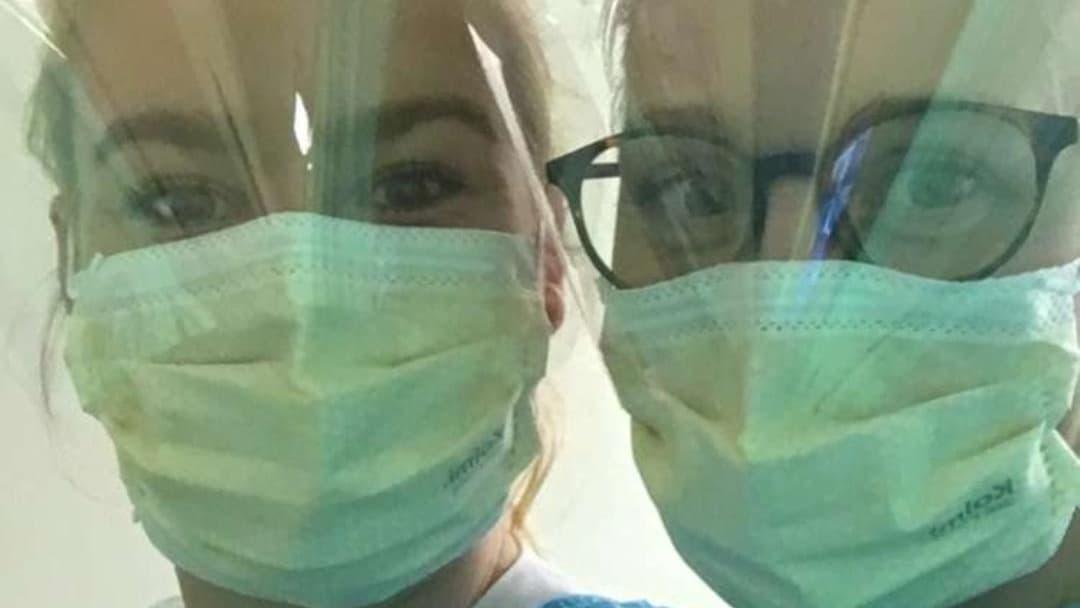 Kan læger og sygeplejersker klare corona-presset
